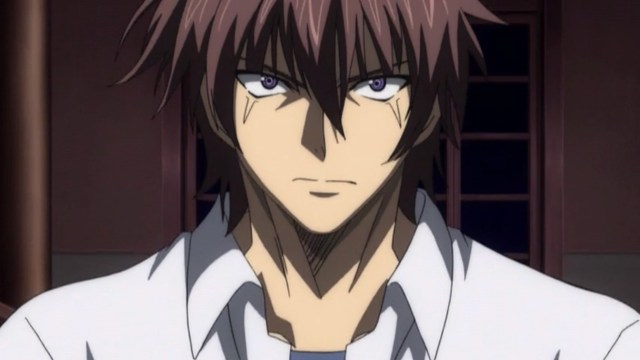 Demon King Daimao Episode 9: Akuto had had enough.