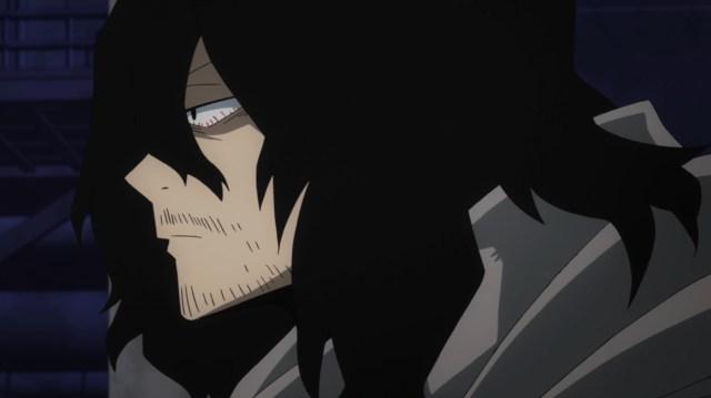 My Hero Academia Season 5 Episode 99: All Might insulted Aizawa!