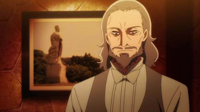Zombie Land Saga Revenge Episode 10: The bartender seemed impressed with Koutarou's accomplishments