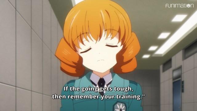 The Honor at Magic High School Episode 9: Azusa gave a great impression of Tatsuya!