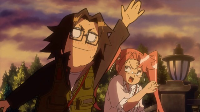 High School of the Dead Episode 12: I can't blame Kouta Hirano for being impressed by the Takagi women