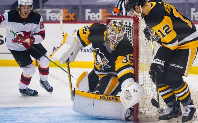 Wins and Injuries Continue for Penguins