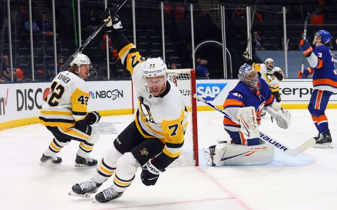 Pens Take 2-1 Lead; Round 1 Reaches Boiling Point