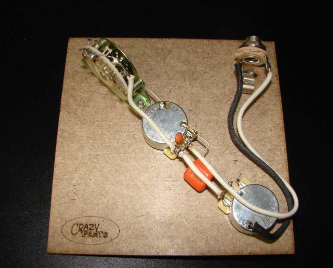 Fender Telecaster 4 Way Switch Wiring - Wiring Diagram