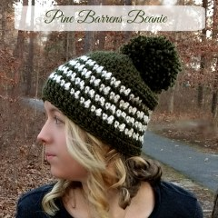 Pine Barrens Beanie