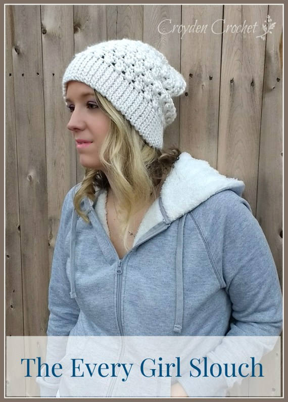 The Every Girl Slouch Croyden Crochet