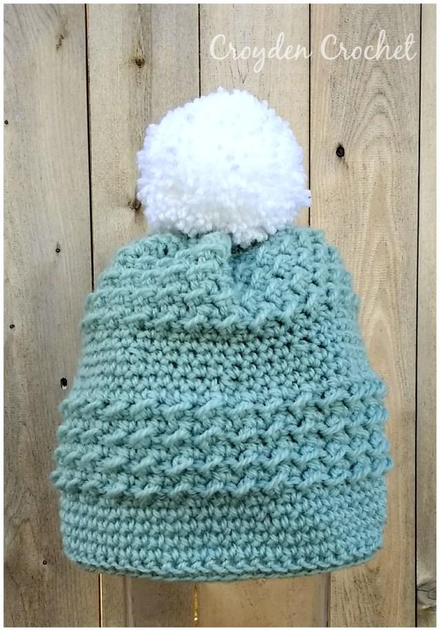 Wonderland Beanie Crochet Pattern