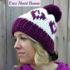 Eros Heart Beanie