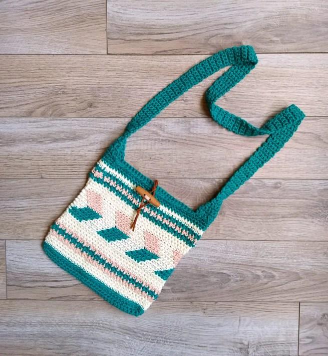 crochet maya crossbody