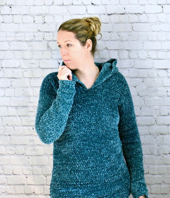 04835bd05 I am very excited so share this new crochet pullover design with you! A  while back