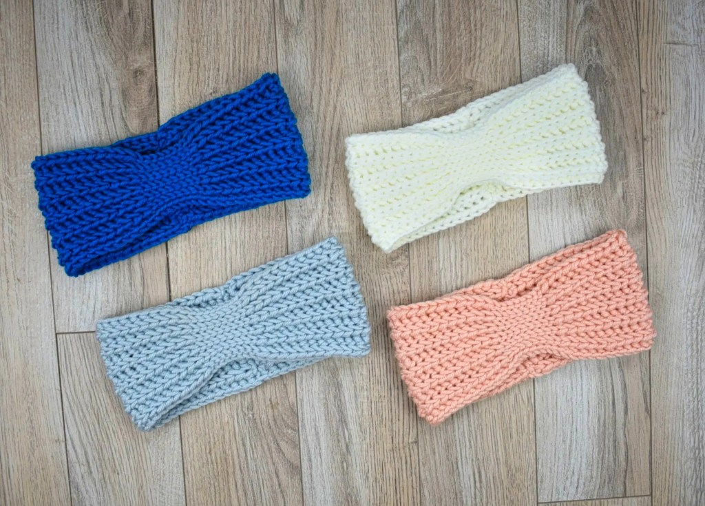 Trailblazer Crochet Earwarmer