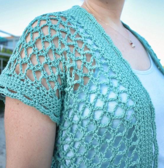willa cardigan crochet pattern