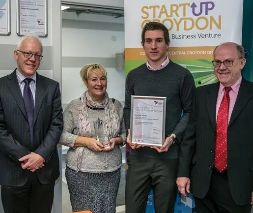StartUp Croydon – Enterprise Support Organisation of the Year 2016