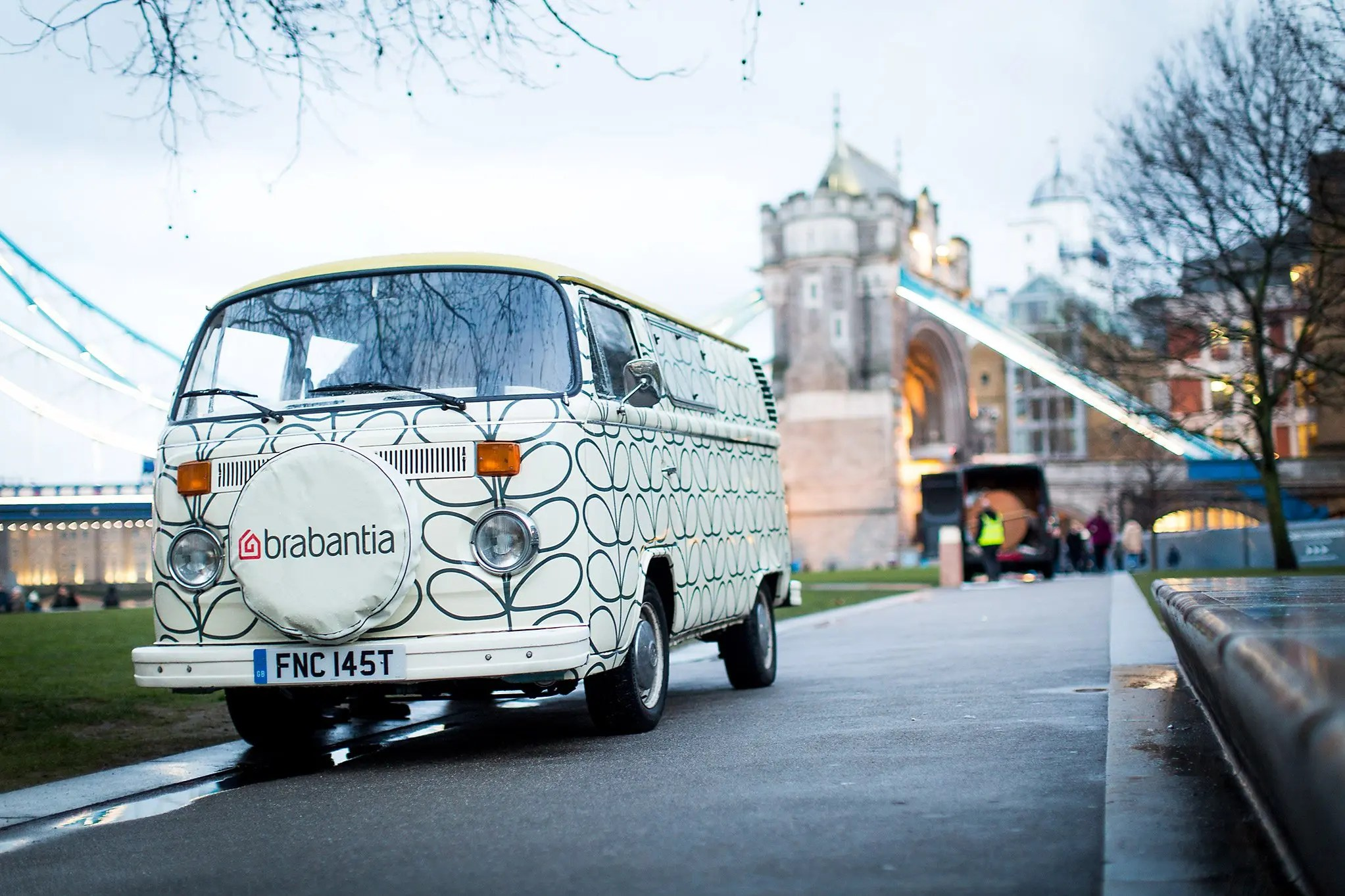 How branded campervan hire makes for a great marketing tool