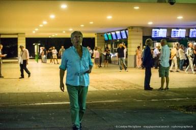 Ippodromo di San Siro, corsa notturna, galoppo.