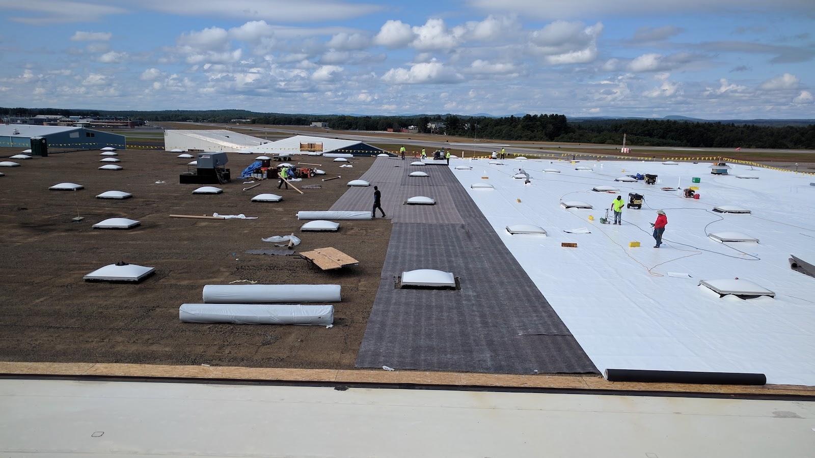 Modified Bitumen Roof vs TPO: Commercial Roofing Breakdown