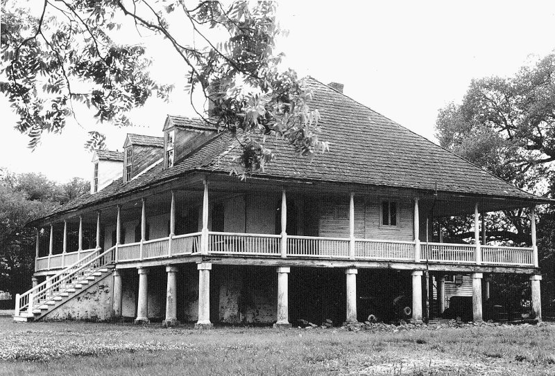 Style Louisiana Cottage