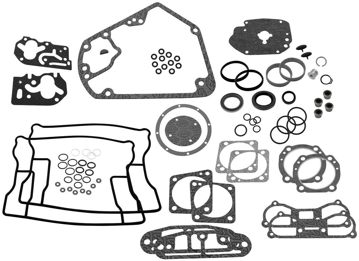 S Amp S Cycle Complete Engine Rebuild Gasket Kit