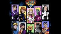 A Lexión de Superheroes