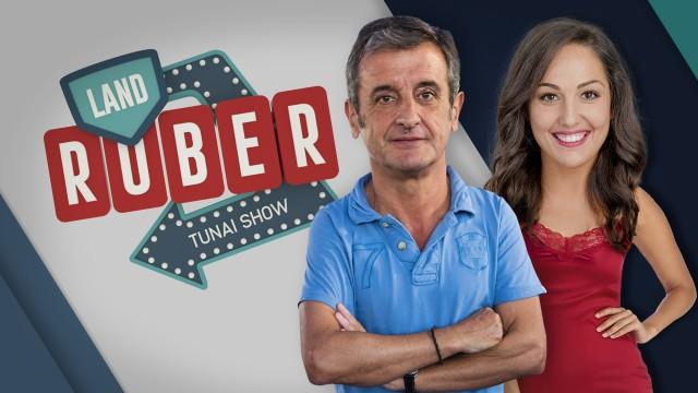'Land Rober Tunai Show' pon hoxe a proba o copiloto de rallys Luís Moya e a actriz Lucía Regueiro