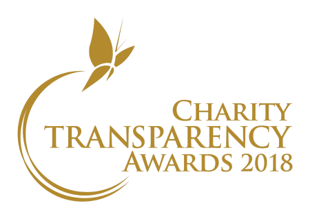Charity Transparency Award 2018