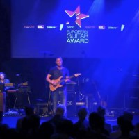 Richard Hallebeek @ Steve Vai European Guitar Award