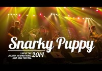 Snarky Puppy Live at Java Jazz Festival 2014