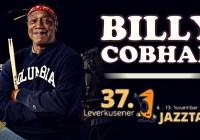 Billy Cobham & Band – Leverkusener Jazztage 2016 Jazz³+  Jazz