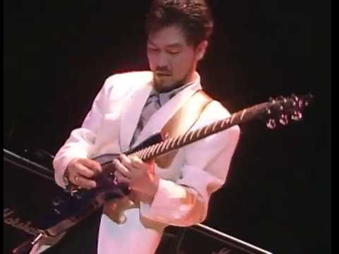 Kazumi Watanabe - The Spice of Life In Concert with Bill Bruford and Jeff Berlin 1987