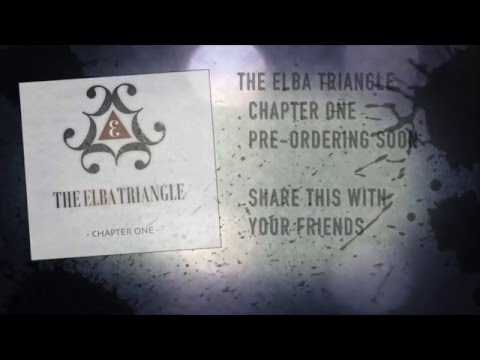 The Elba Triangle - Face First (album teaser)