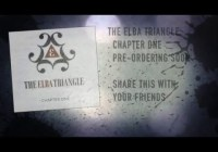 The Elba Triangle – Face First (album teaser)