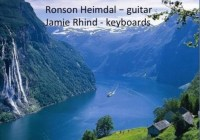Ronnie James Duo – with Ronson Heimdal / guitar