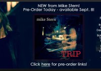 Mike Stern New Album – TRIP
