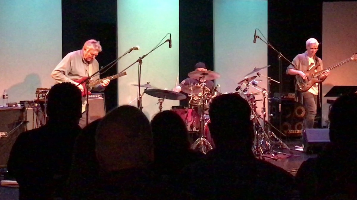 Allan Holdsworth @ Alvas Showroom Apr 3rd 2017