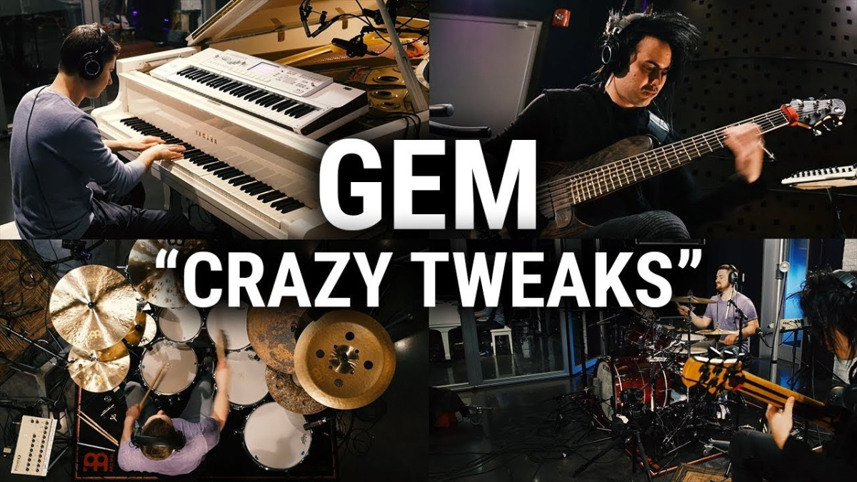 "GEM - ""Crazy Tweaks"""