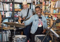 Nate Smith + KINFOLK: NPR Music Tiny Desk Concert
