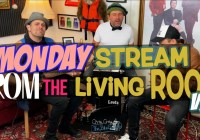 Chris Grey and the BlueSpand – Monday Stream Form The Living Room V.6