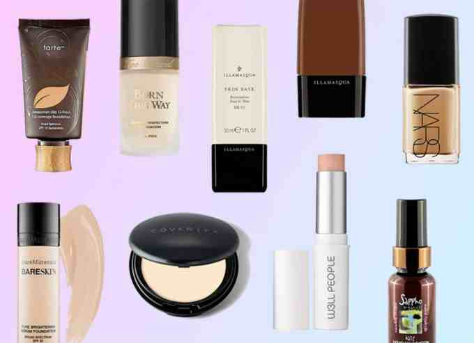 16 best cruelty-free foundations for different skin types