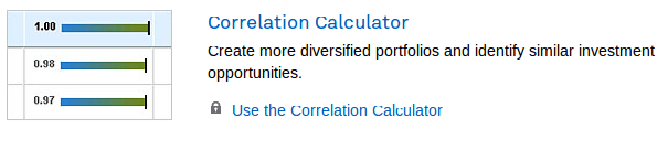 Correlation Calculator