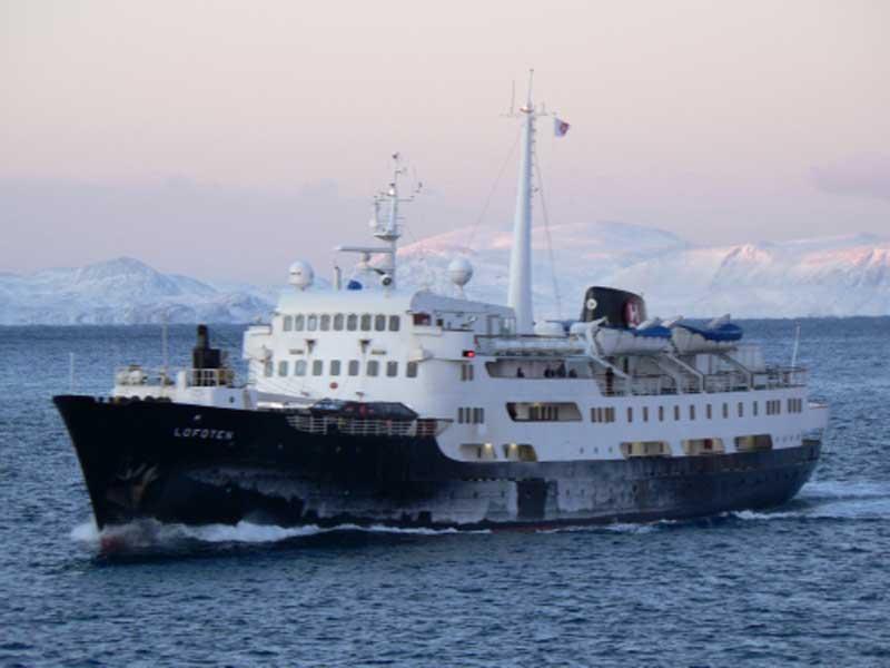 2020 12-Daagse Hurtigruten Noorderlicht Classic Cruise Bergen - Kirkenes - Bergen