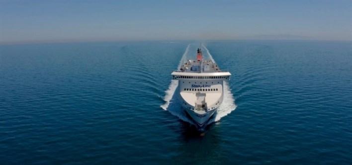Stena Line's Stena Scandica completes her maiden voyage