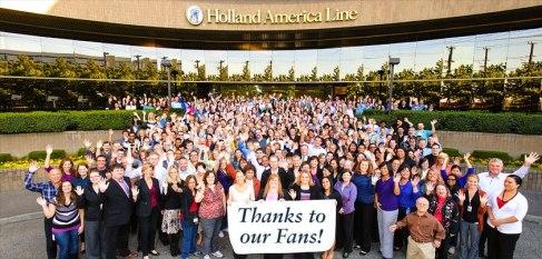 Holland America Line HQ in Seattle.
