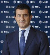MSC NEW CEO