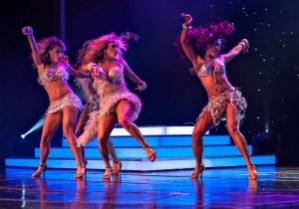 Dancing with the Stars: At Sea 1