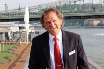 Leonard, Viking Lif's Program Director.