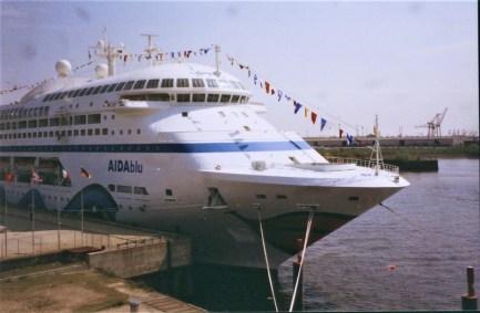 AIDAblu-001 MS AIDAblu - IMO 8521220