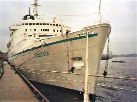 Albatros-002 MS ALBATROS - IMO 5347245