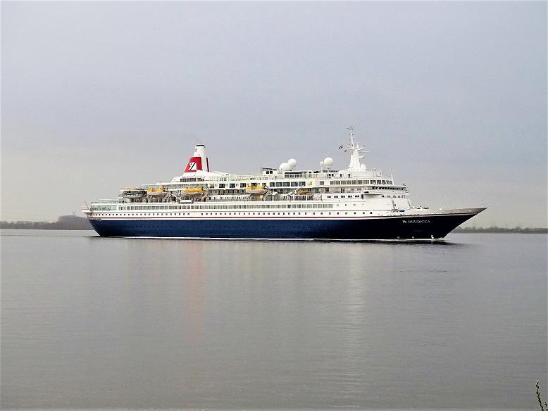 Boudicca-036 BLACK WATCH und BOUDICCA werden Hotel-Schiffe