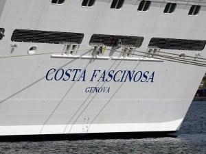 COSTA FASCINOSA - Heck