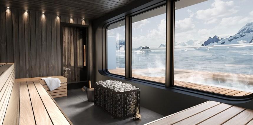 DK8-Sauna Swan Hellenic  zurück auf dem Kreuzfahrtmarkt